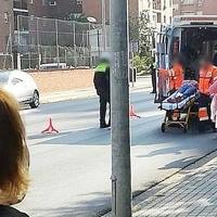 Atropello en la avenida del Perú (Badajoz)