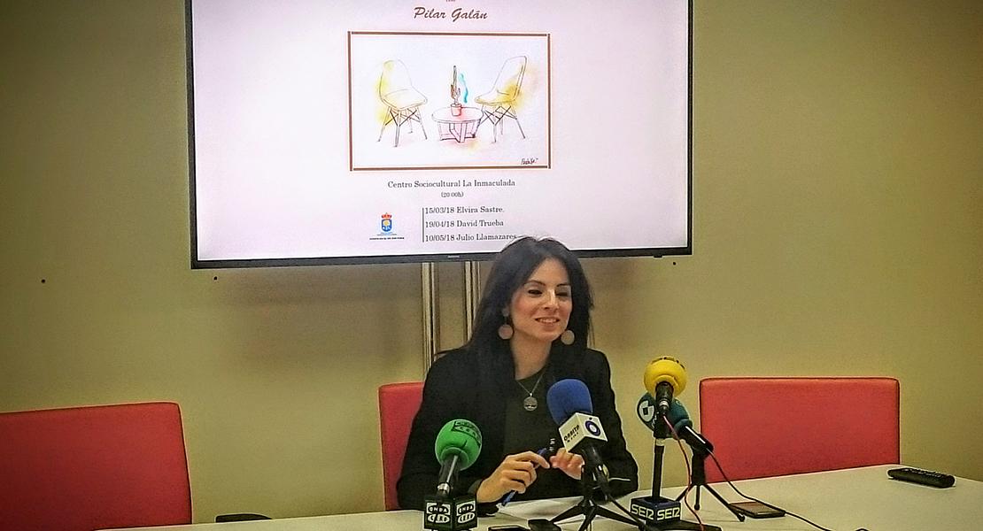 El escritor Julio Llamazares estará en 'Diálogos con Pilar Galán'