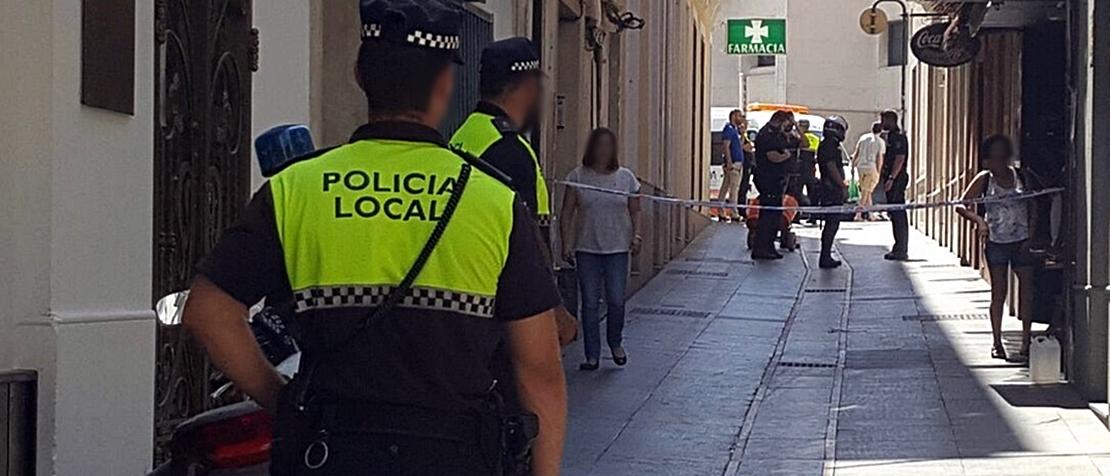 OPINIÓN: Un tirón de pelos moviliza a la Policía Local