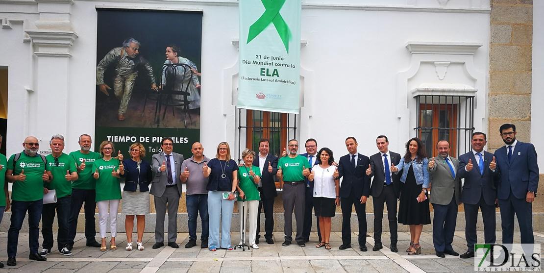 Una Extremadura solidaria. Una Extremadura comprometida con la ELA