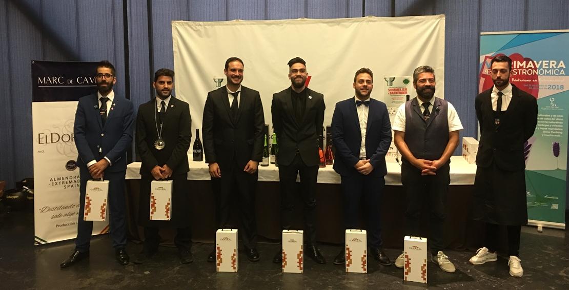 Los mejores sommelier y bartender, premiados en Almendralejo