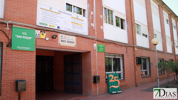 El 80% de los alumnos de los ciclos formativos del I.E.S. San  Roque encuentran trabajo