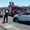 Trasladada al hospital tras sufrir un accidente en Mérida