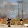 """Vecinos: """"Esto es una vergüenza, vuelve a arder el Fuerte de San Cristóbal"""""""