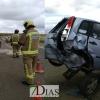 Accidente grave en la autovía A-5