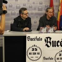 Bucéfalo dará un concierto el próximo viernes en Mérida