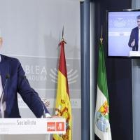 """PSOE: """"Quien debe dar explicaciones es Segundo Píriz (rector de la UEx)"""""""