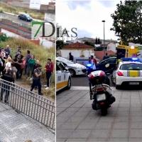 El menor electrocutado en Badajoz trasladado al hospital de La Paz en Madrid