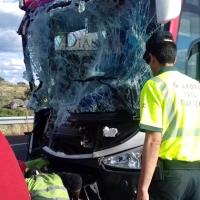 Situación de las personas heridas en el accidente de Trujillo