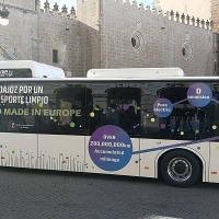 Badajoz incorporará nuevas líneas de transporte con autobuses eléctricos