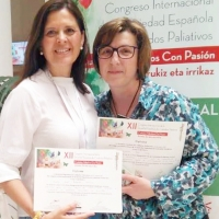 Dos extremeñas premiadas a nivel nacional por trabajos sobre cuidados paliativos