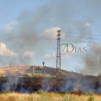 """Vecinos: """"Esto es una vergüenza, vuelve a arder el Cerro de San Cristóbal"""""""