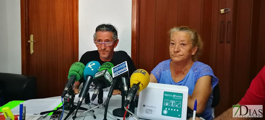 Una mujer de 67 años se ve obligada a vivir en una tienda de campaña ante su desahucio