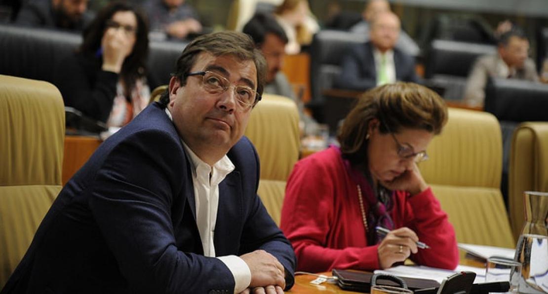 La LEGIO demuestra que la Junta no tiene un plan para Extremadura