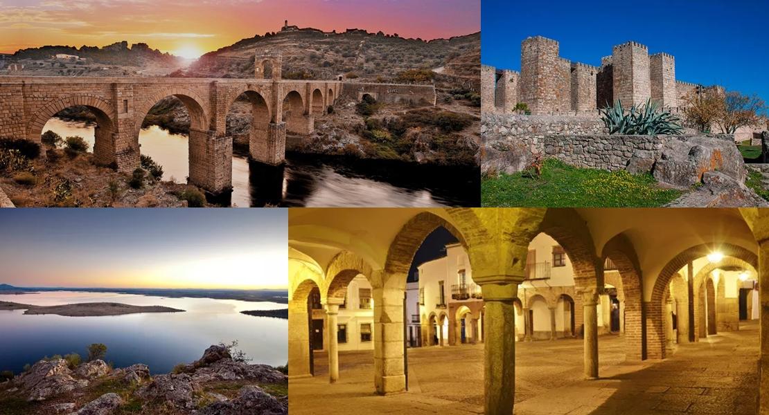 Una nueva guía turística esconde algunos enigmas de Extremadura