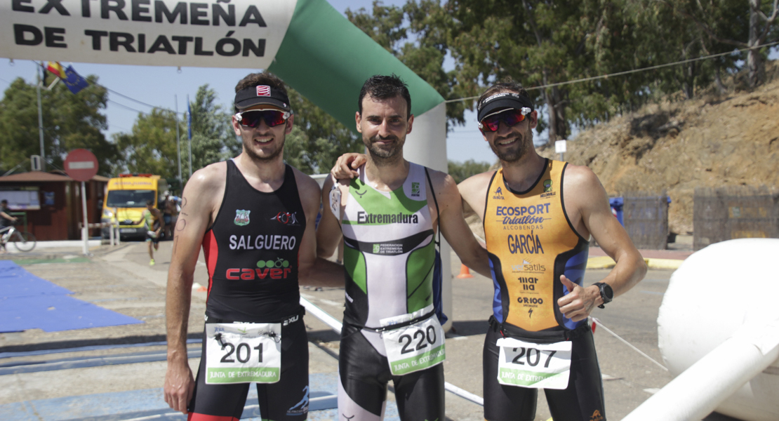 El extremeño Víctor Sánchez se proclama campeón del Mundo de duatlón
