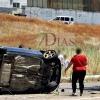 Provoca un accidente en Badajoz y se da a la fuga