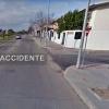 La Policía denuncia a un ciclista tras ser atropellado en un paso de peatones