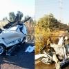 Un joven de 22 años muere tras sufrir un accidente e incendiarse el turismo