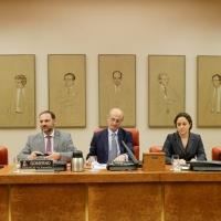 El ministro de Fomento declara en el Congreso su compromiso con la alta velocidad