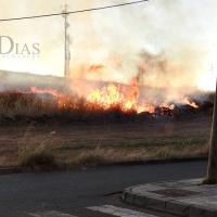 """Vecinos de La Banasta: """"Otra vez con las llamas a las puertas de nuestras casas"""""""