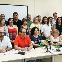 """Comunidad Educativa: """"Fragoso está jugando con la seguridad del alumnado de Badajoz"""""""