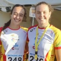 Soriano y Blanco finalizan quintas en el Campeonato de Europa de Maratón