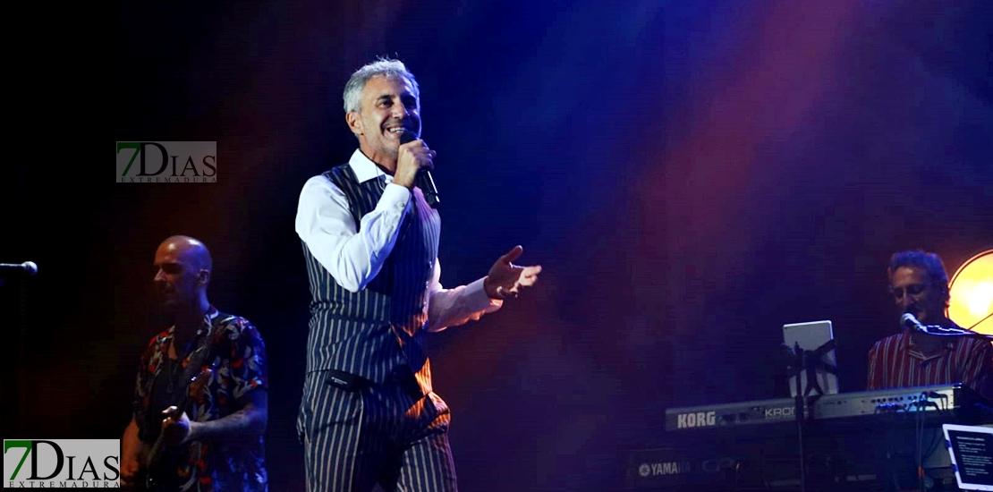 Imágenes del concierto de Sergio Dalma en la Feria de San Juan 2018