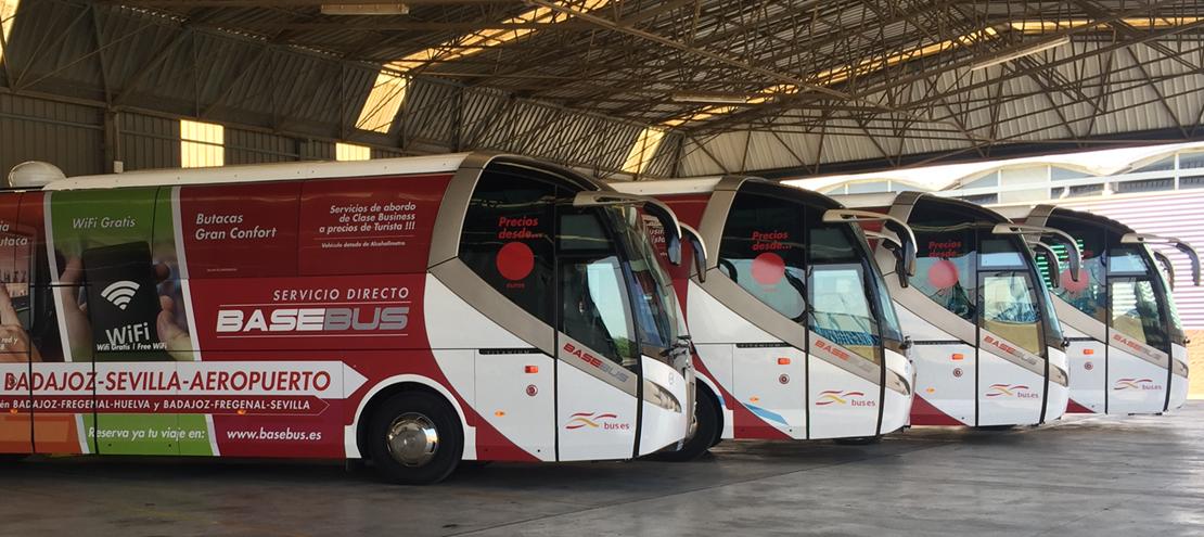 Podemos reclama al PSOE una solución para la línea de autobús Jerez-Sevilla