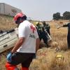 Dos hermanos (fallecido y herido) en un accidente en la provincia de Badajoz