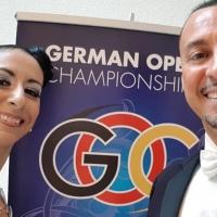 Dos emeritenses representan a España en un campeonato de reconocimiento mundial