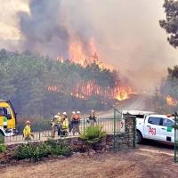 Piden investigar los incendios en la Sierra de Jola