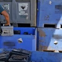 La Guardia Civil detiene a una pareja por el robo de baterías en Badajoz y Cáceres