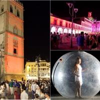 Maratón de 18 horas de música ininterrumpida y espectáculo en la Noche en Blanco de Badajoz