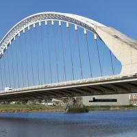 100.000 euros para la conservación del Puente Lusitania en Mérida