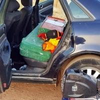 Detienen a dos conocidos delincuentes por robar herramientas y maquinaria