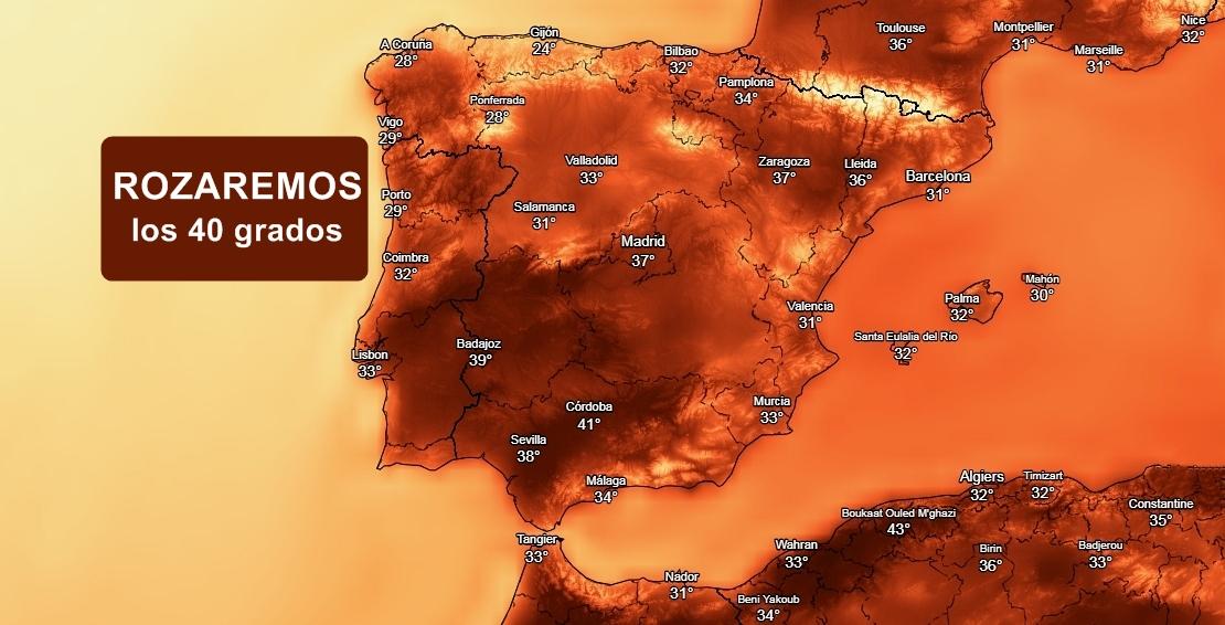 Vuelven las alertas por calor a Extremadura