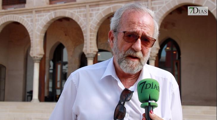 Guillermo Jurtz habla sobre el Badajoz del siglo XVI