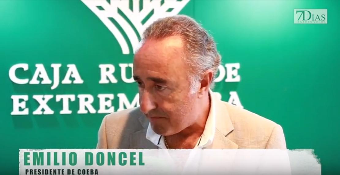 Entrevista al presidente de Coeba en FECIEX 2018