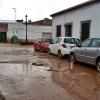 Espectaculares imágenes de los daños que ha dejado una tormenta a su paso por la Morera (Badajoz)