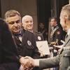 Entrega de medallas a la Policía Local de Badajoz