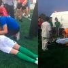 La tangana del Valdelacalzada – Racing Valverdeño acaba en el hospital
