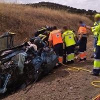 Fallece un joven de Badajoz en un accidente en Zafra
