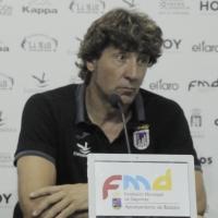 """Salinas: """"Hemos tenido muchas ocasiones de gol y muy claras"""""""