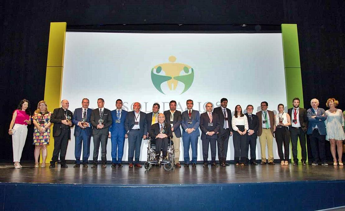 Dan a conocer los Premios Solidarios ONCE Extremadura 2018
