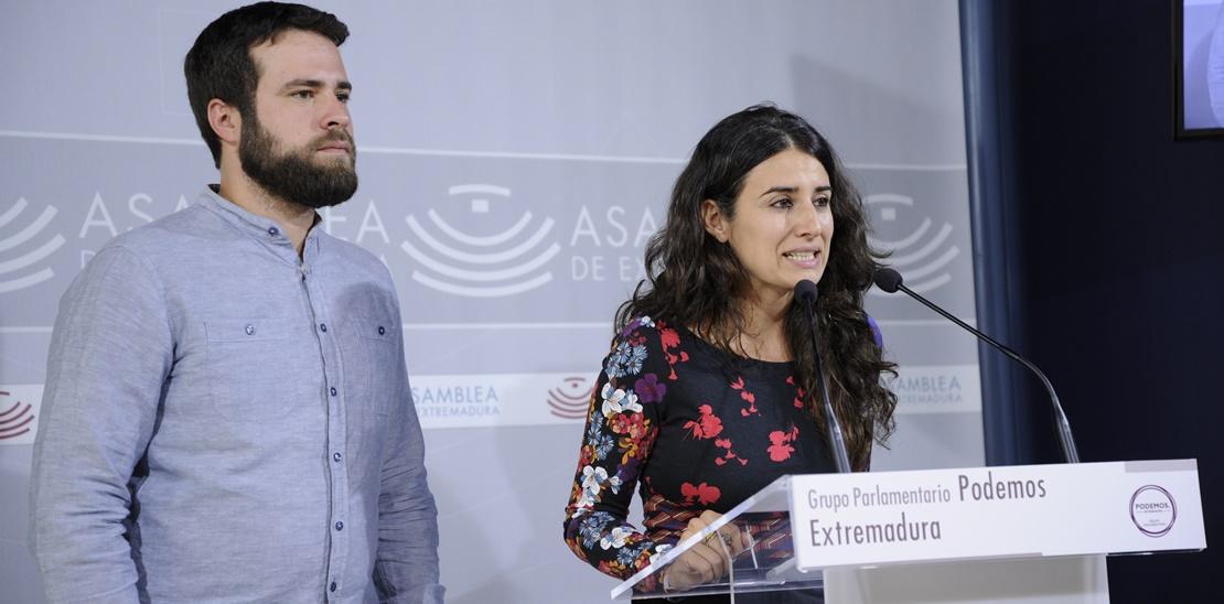 """Podemos: """"Los datos de pobreza en Extremadura son una bofetada al Gobierno Vara"""""""