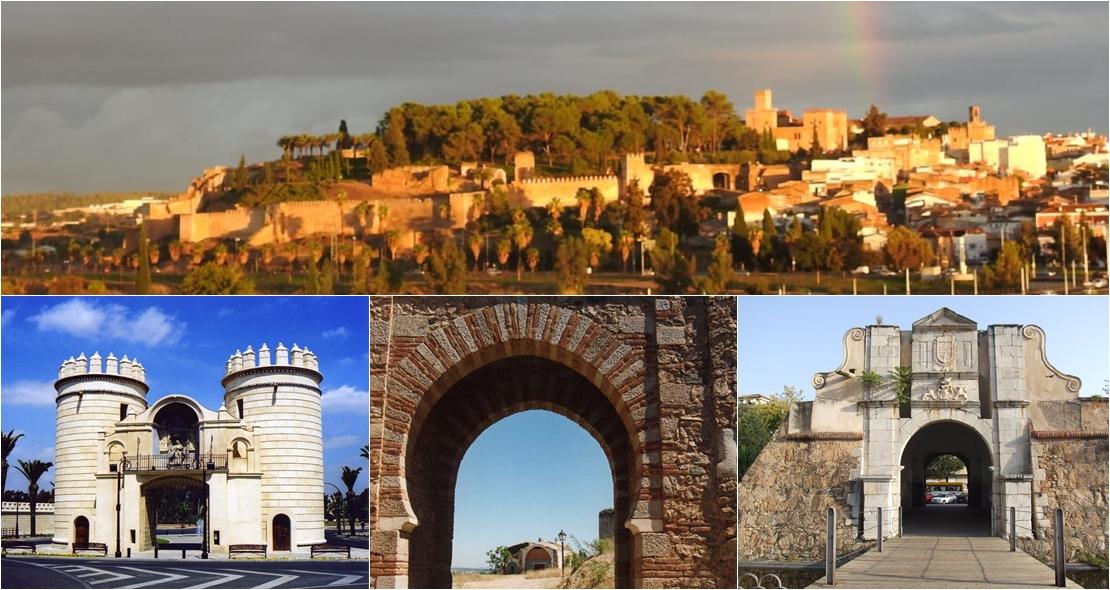 Badajoz Adelante propone que Alcazaba, puertas y murallas sean Patrimonio de la Humanidad