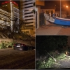 LESLIE: 27 heridos, 61 desalojos, 320.000 personas sin luz y 1.900 incidencias en Portugal