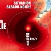 Los modelos meteorológicos envían al Huracán Leslie hacia la península