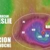 """AEMET: """"Barajamos 3 posibles impactos en tierra del Huracán Leslie"""""""